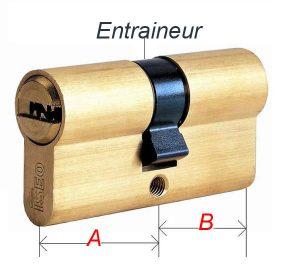 Comment changer un cylindre de serrure