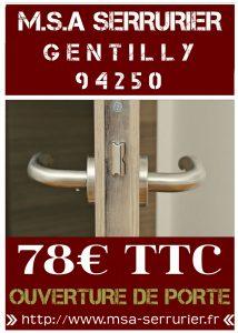 Serrurier Gentilly